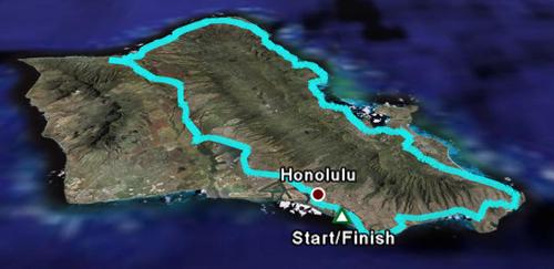 Bike Hawaii Oahu Hawaii Oahu Island Bike Ride